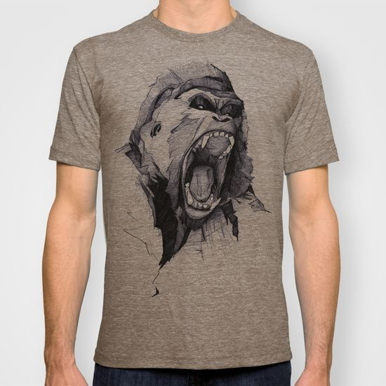 Wild Rage T-shirt