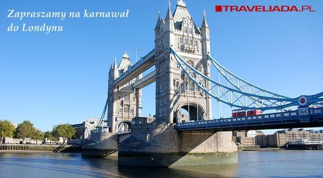 Karnawał w Londynie z Traveliada.pl