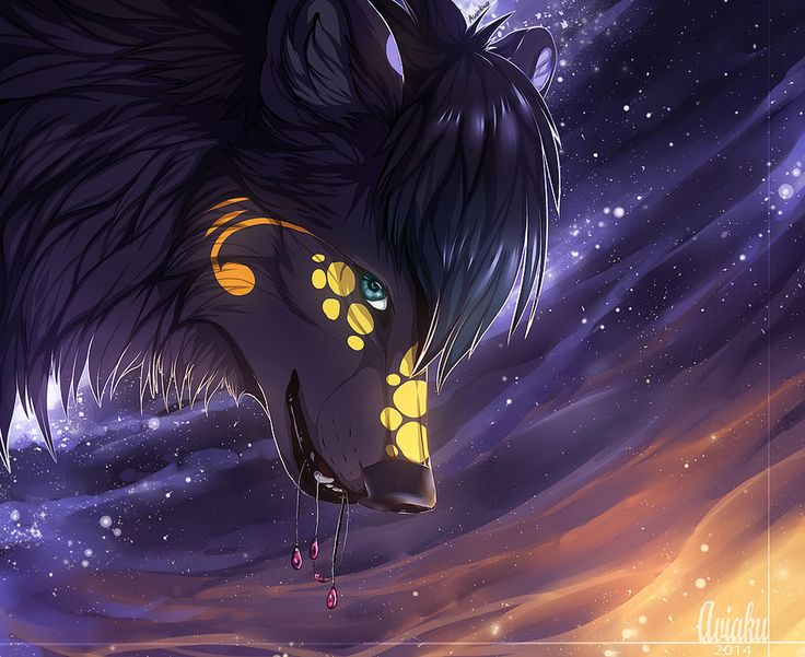 | Female | My name is Luna I'm a magical wolf, and the jewels I hold are from my died sister. I'm kind and mysterious.