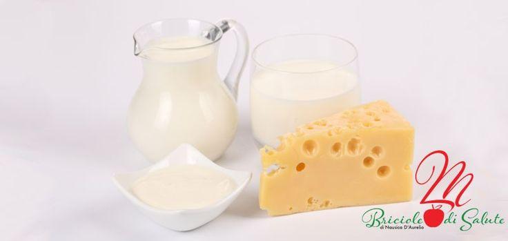 """Intolleranza al lattosio: per la rubrica """"Briciole di salute"""" vediamo le differenze tra intolleranza e allergia e quali prodotti sostituire  #intolleranza #lattosio #latte #latticini"""