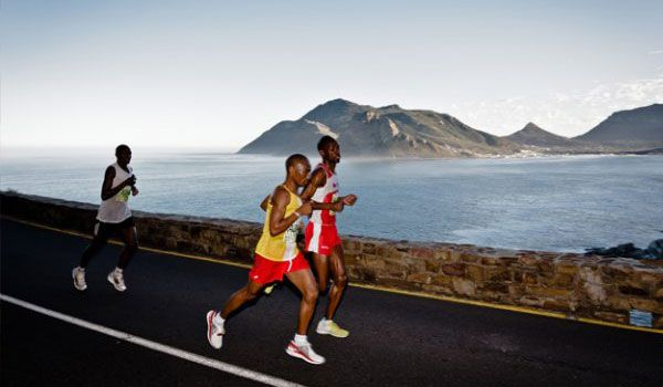 Run down to Two Oceans 2014 - www.time-to-run.co.za
