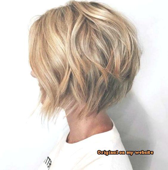 Bob Frisuren 2019-Neueste Short Bob Haircut – Frauen Frisur für kurzes Haar