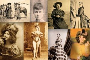 """Awakenings: Women of the Wild West 