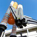 Astronaut Ellison Onizuka Monument - Little Tokyo - Los Angeles, CA