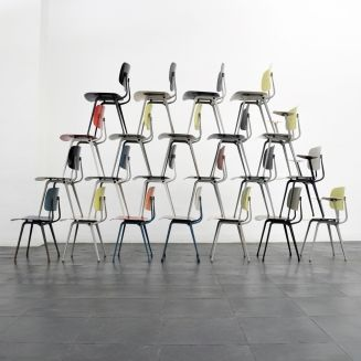 Revolt chair. Photo by Lieke Genten