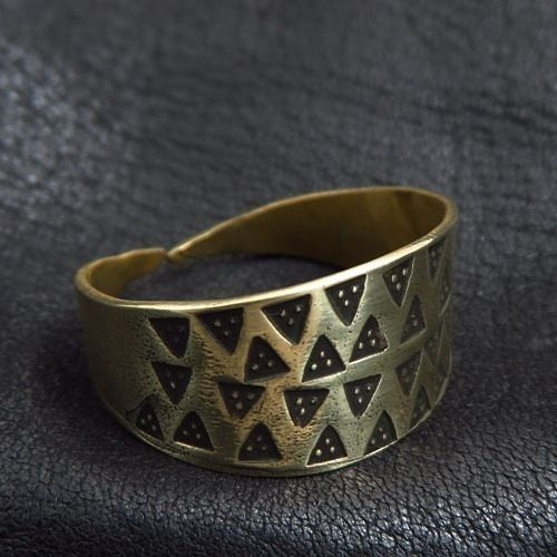 Bronze Prussian ring. Reenactment. Reconstruction. Medieval. SCA.