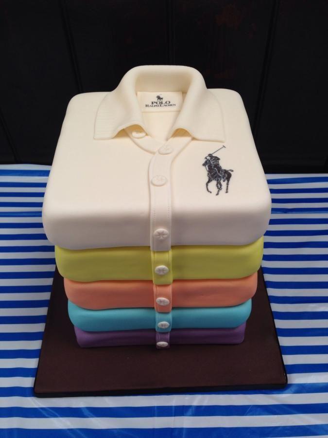 Cake Polo Shirt Design : 25+ best ideas about Shirt cake on Pinterest Man cake ...