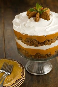 Check out what I found on the Paula Deen Network! Pumpkin Gingerbread Trifle http://www.pauladeen.com/pumpkin-gingerbread-trifle