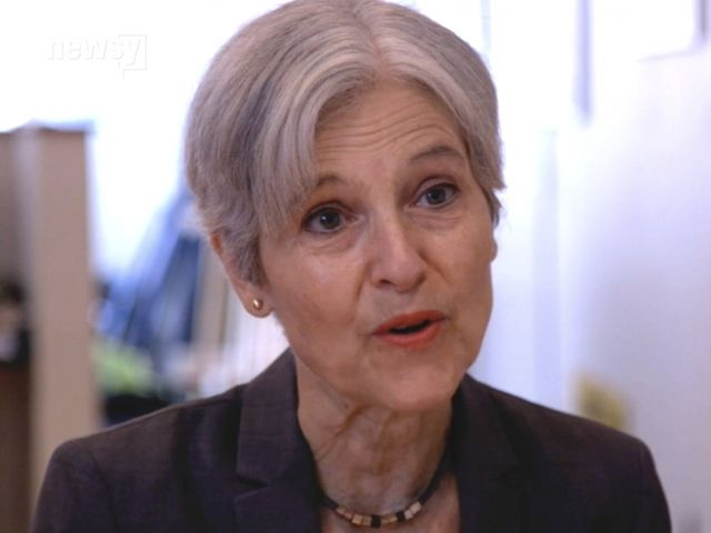 Newsy's full interview with Green Party presidential candidate Jill Stein.