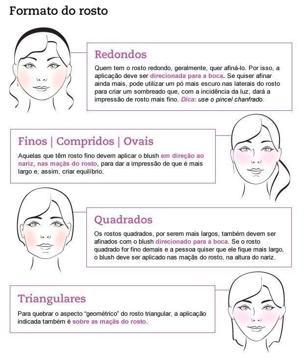 Saiba como usar o blush, bronzer e iluminador no rosto e caprichar na maquiagem: http://guiame.com.br/vida-estilo/moda-e-beleza/saiba-como-usar-o-blush-bronzer-e-iluminador-no-rosto-e-caprichar-na-maquiagem.html#.VT4eV2TBzGc