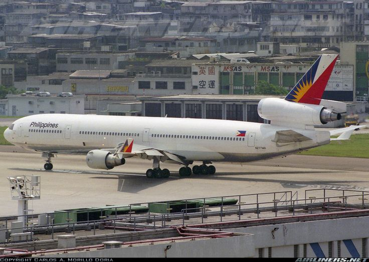 McDonnell Douglas MD-11/ER - Philippine Airlines (World Airways) | Aviation Photo #1044856 | Airliners.net