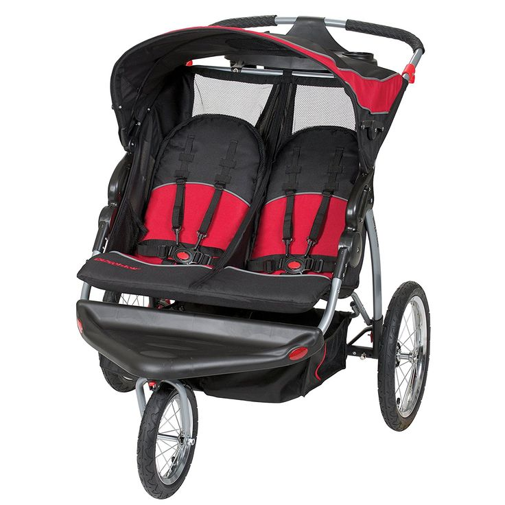 Trying to fit a jog in to your day with two kids around is tough, but a double jogging stroller lets you take your kids with you in a fun way.