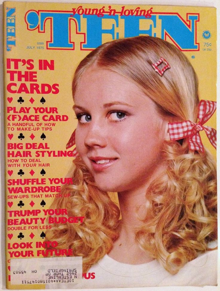 1000+ Images About Favorite 'Teen Magazine Covers 1970