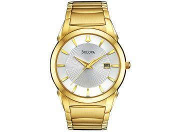 Relógio Masculino Bulova Analógico - Resistente à Água com as melhores condições você encontra no Magazine Shopspremium. Confira!