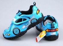 Новое поступление детей кроссовок -  КРУТОЙ АВТОМОБИЛЬ спортивная обувь для мальчиков