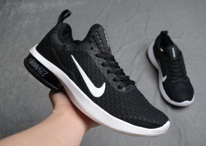 9e3bc3b6394f Mens Nike AIR ZOOM All Out Low Black White Running Shoes