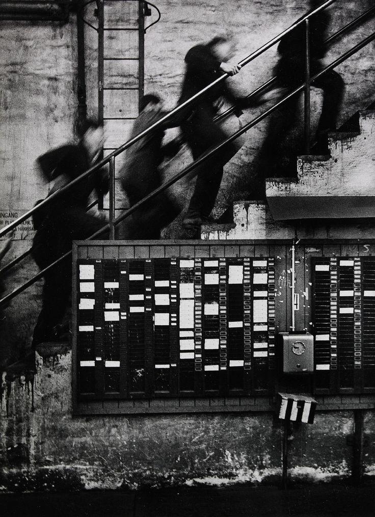 Jean Hermanson: Motala verkstad, 1969