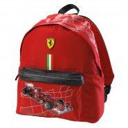 Ferrari American Backpack #FerrariStore #Ferrari