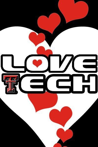I LOVE Texas Tech!