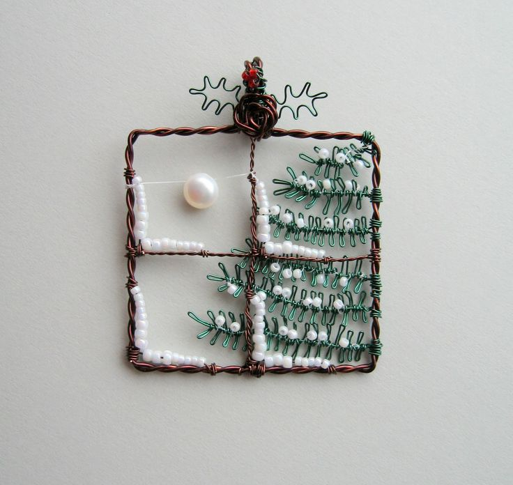 Best wire christmas decorations images on pinterest