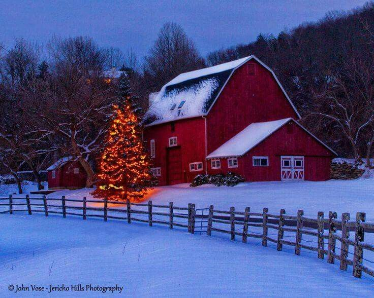 A Very Connecticut Christmas is a photograph by John Vose which was uploaded on December 16th, 2013.