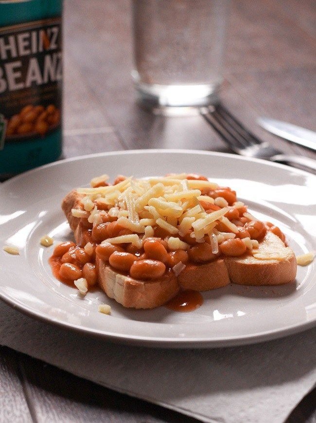 Beans on Toast is a classic British recipe. Simple, filling, and delicious it the perfect dish for when you don't have time to cook.
