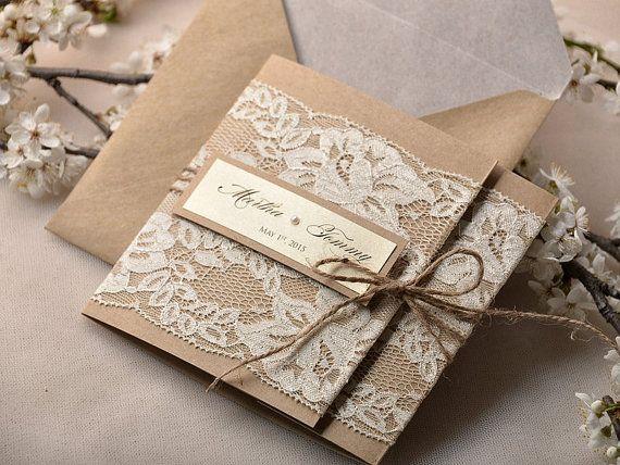 9 best Wedding Invitations \ Save the Dates images on Pinterest - best of wedding invitation card ideas pinterest