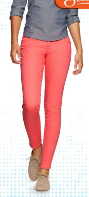 Women's Clothes | Old Navy  salmon pants!
