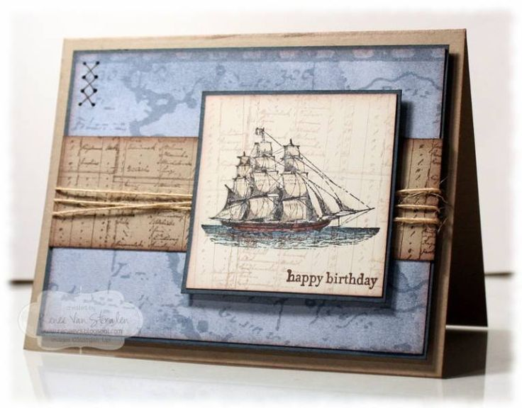 Happy Birthday by prchvs - Cards and Paper Crafts at Splitcoaststampers