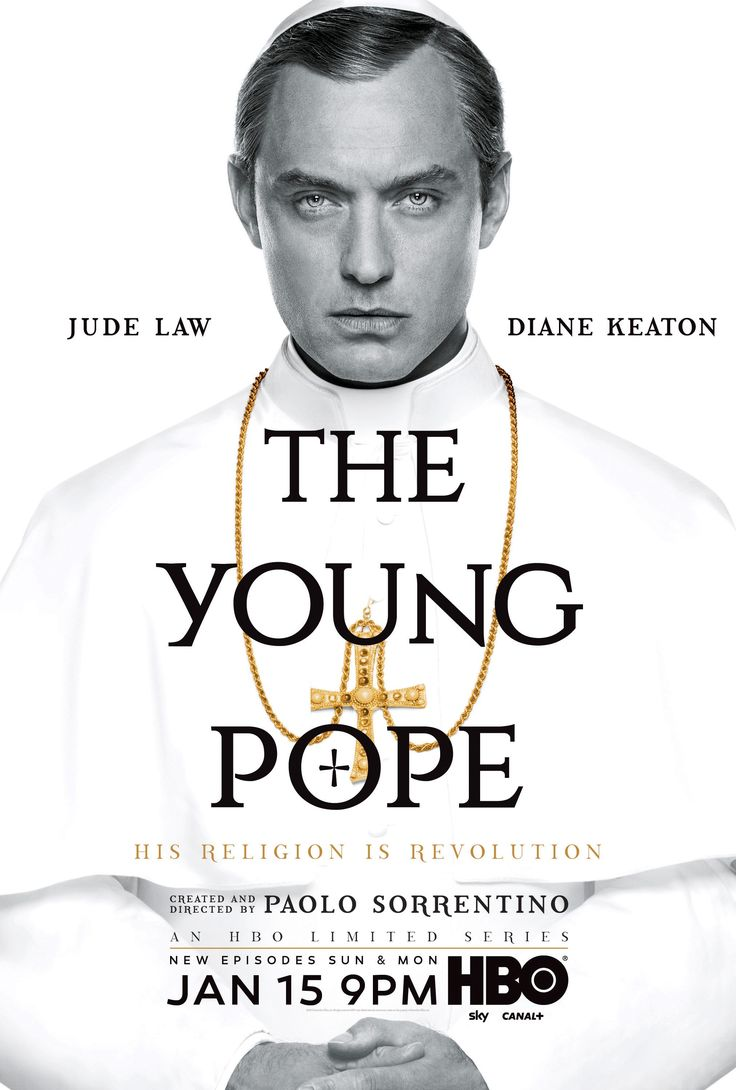 Return to the main poster page for The Young Pope