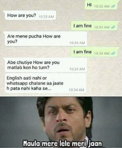Best 2 Line Joke In Hindi With Images For Whatsapp Facebook Status Funny Joke Quote Some Funny Jokes Fun Quotes Funny