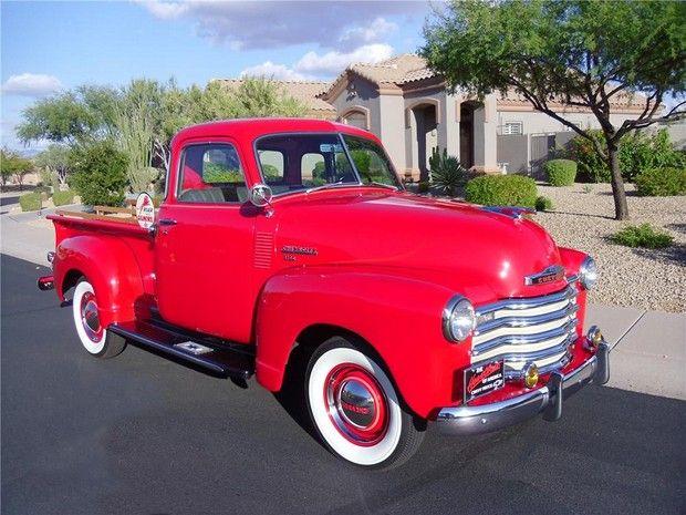 1950 Chevrolet 3100 216 Inline Six Pickup Cars Amp Trucks