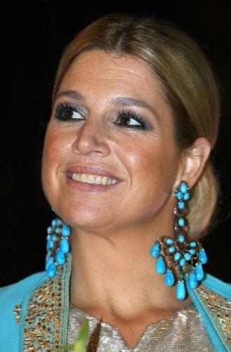 Princess Maxima opened India Festival - Dutch Photo Press