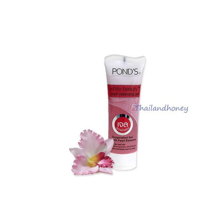 White Beauty Pond's Pearl Cleansing Gel - кислородосодержащий очищающий гель для умывания с экстрактом жемчуга для безупречной белизны и нежности вашей кожи.  Новый продукт в линейке средств для умывания White Beauty Pearl Cleansing Gel от Пондс содержит экстракт жемчуга, зарекомендовавший себя как прекрасное средство для отбеливания кожи и кислородную формулу, которая эффективно очищает и освежает, не высушивая кожу лица. Экстракт жемчуга в сочетании c кислородосодержащей формулой надежно…