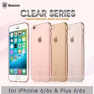 Baseus Clear Series Case iPhone 6s / 6 Hardcase Tipis Cangkang