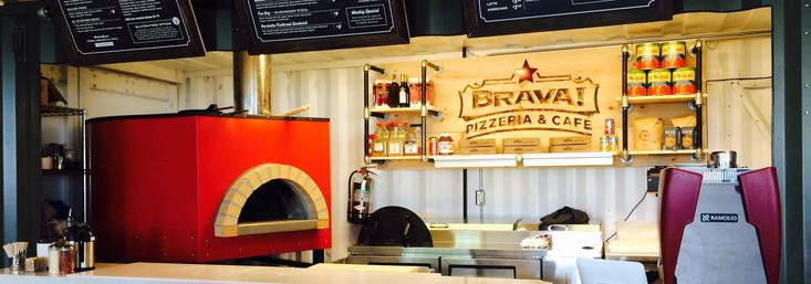 Forno Bravo Commercial Ovens - Pizza Equipment Pros