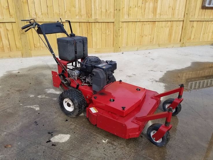 "Exmark 36"" Metro Walk Behind Commercial Lawn Mower Kohler Engine w/ New Tires  #Exmark"