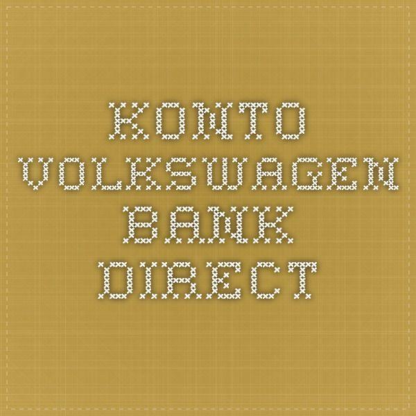 KONTO VOLKSWAGEN BANK DIRECT http://m2m.kredyty-ubezpieczenia.eu/millennium/konta_osobiste_konto-360.html #konto_osobiste_volkswagen_bank_direct