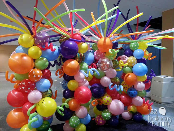 119 Best Balloons Without Helium Images On Pinterest | Balloon Decorations, Balloon  Ideas And Parties