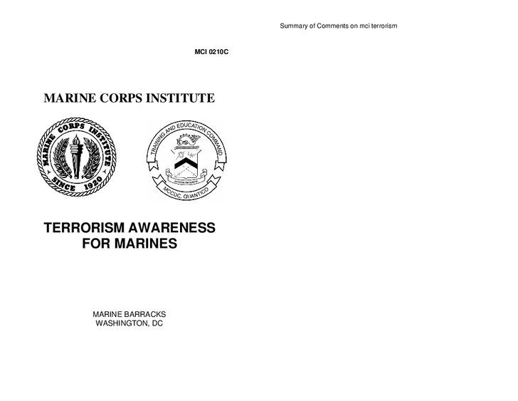 marine corps mci answers math for Marine science answers explain the marine science review guide marine science marine corps mci answers math for marines natural disasters.