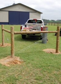 Installing/ Fence Posts and Keeping Them Secure