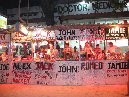Koh Phangan - Full Moon Party - http://thailand-mega.com/koh-phangan-full-moon-party/