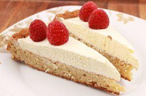 Low Carb dort recept |  Low Carb Lemon Cake