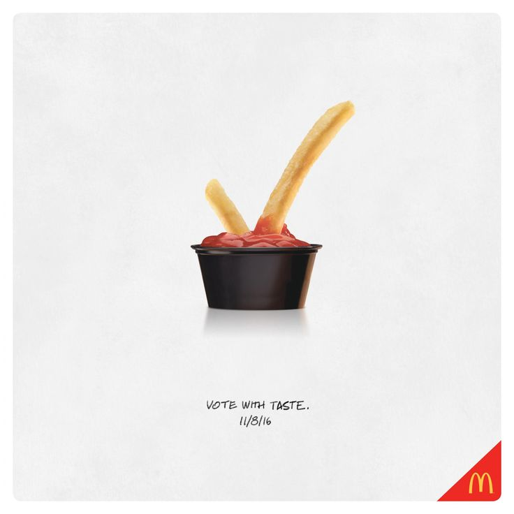 McDonald's: Election Day | Ads of the World™