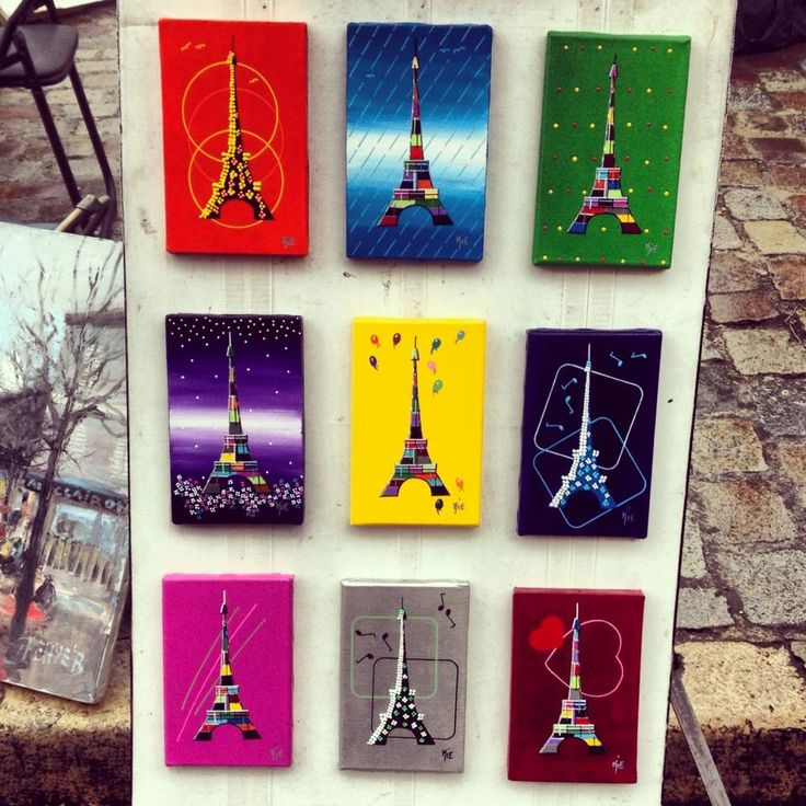 Montmartre: note di colore su Parigi - Rosso Antico