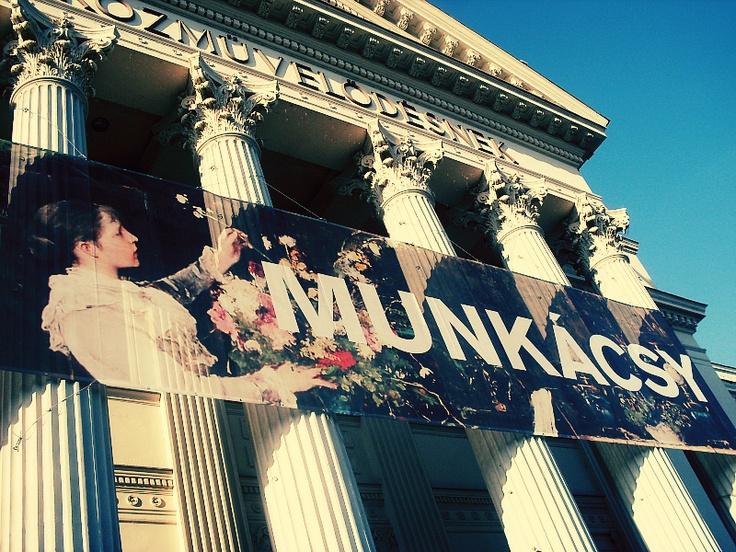 Munkácsy Exhibition in Szeged