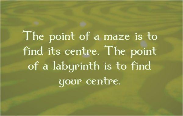 Labyrinth Quotes | Guerrilla Labyrinths