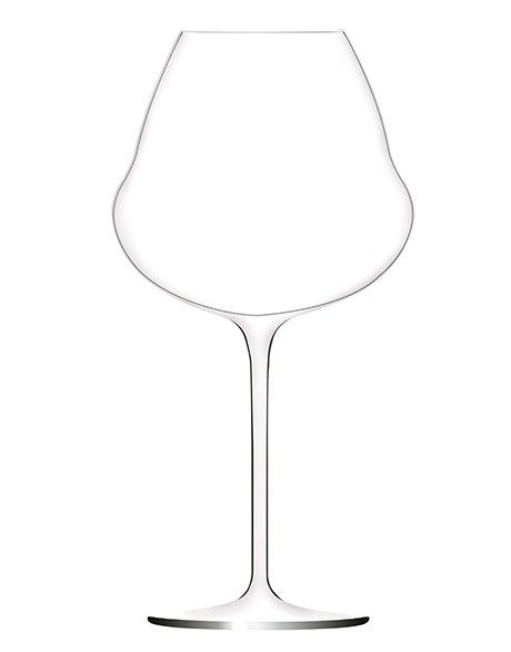 Lehmann 620 ml Crystal Direct Luxury Crystal Glasses