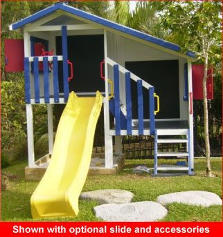 Wooden Cubby House Accessories | Cubbies House