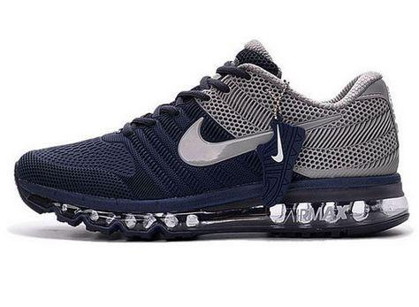 sneakers for cheap c64cd b3bee Mens Nike Air Max 2017 Kpu Dark Blue Grey for USA